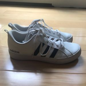 Adidas Striped Sneakers
